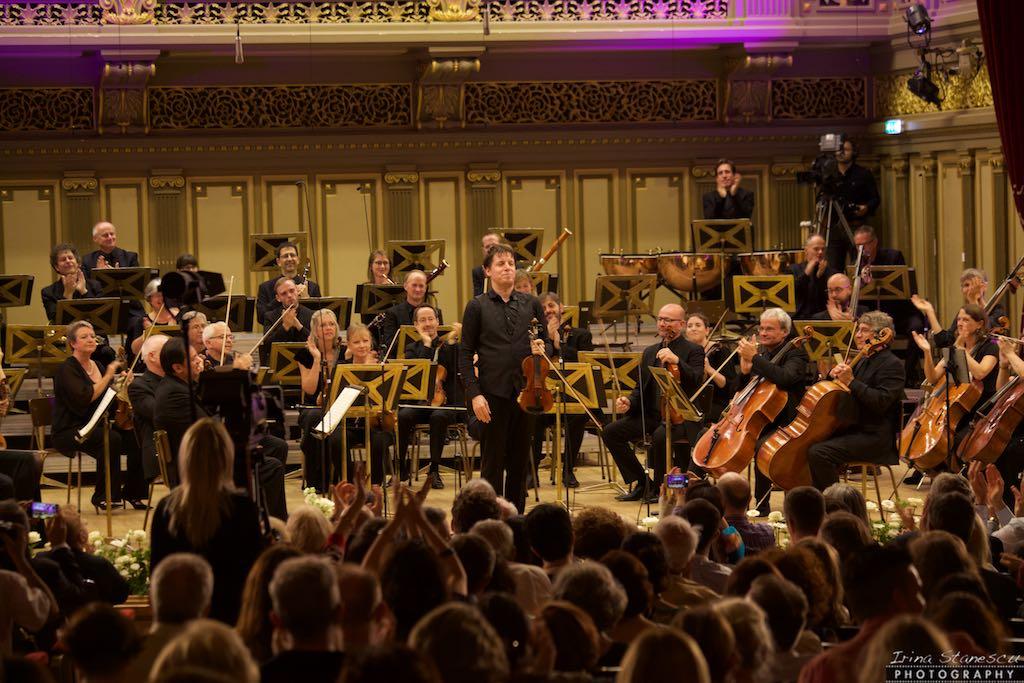 Joshua Bell, Romanian Athenaeum, George Enescu Festival
