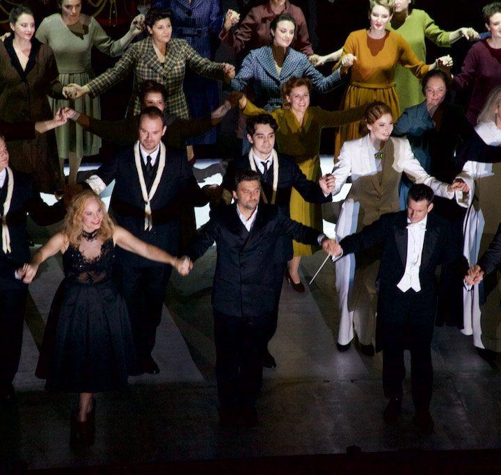 Don Carlo, Opera Bastille, 28.10.2017