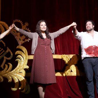 Cavalleria rusticana/Pagliacci, Royal Opera House, 15.12.2017