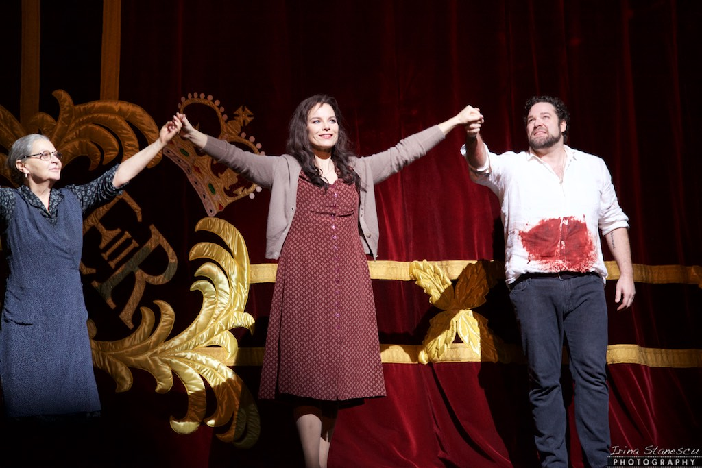 Elina Garanca, Bryan Hymel, Cavalleria rusticana, Royal Opera House