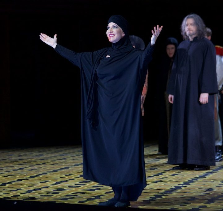 Semiramide, Royal Opera House, 16.12.2017