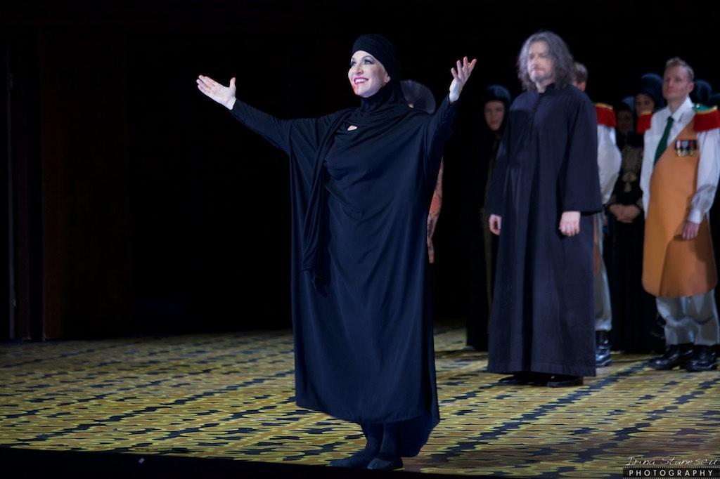 Joyce DiDonato, Semiramide, Royal Opera House