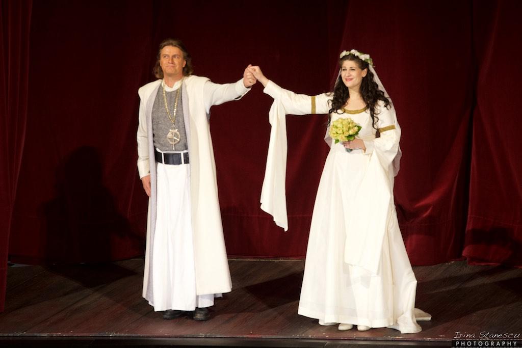 Anja Harteros, Klaus Florian Vogt, Lohengrin, Deutsche Oper Berlin