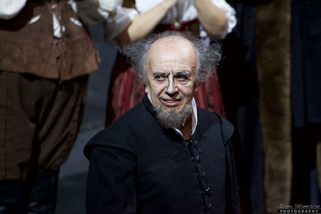 Leo Nucci, Rigoletto, Teatro Regio Parma