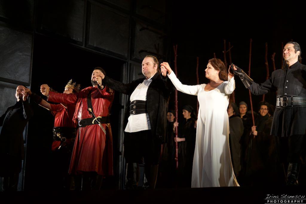 Anna Netrebko, Macbeth, Royal Opera House