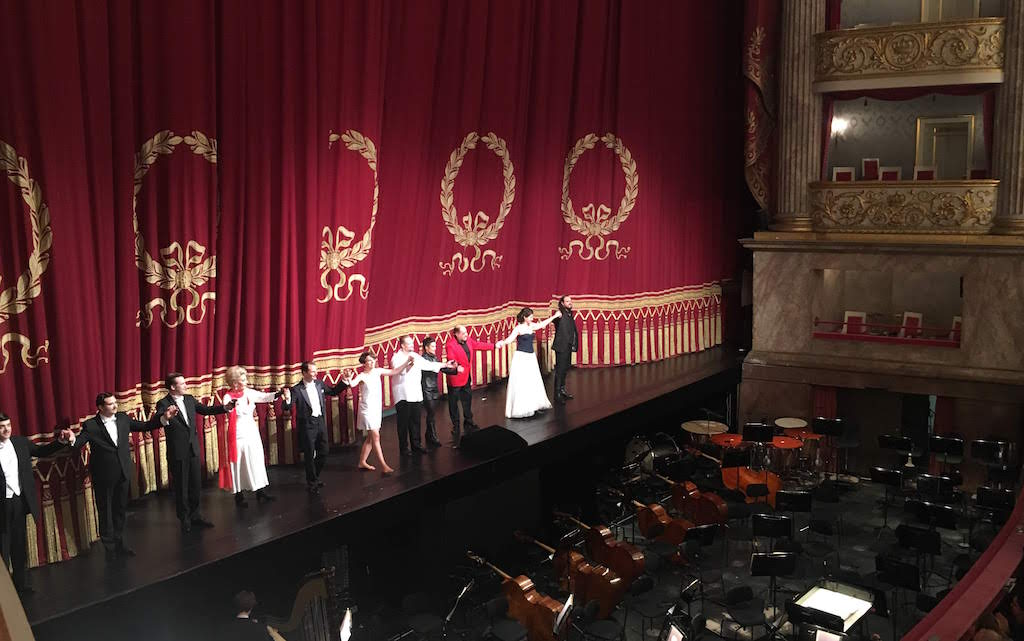 Anja Harteros Arabella Bayerische Staatsoper