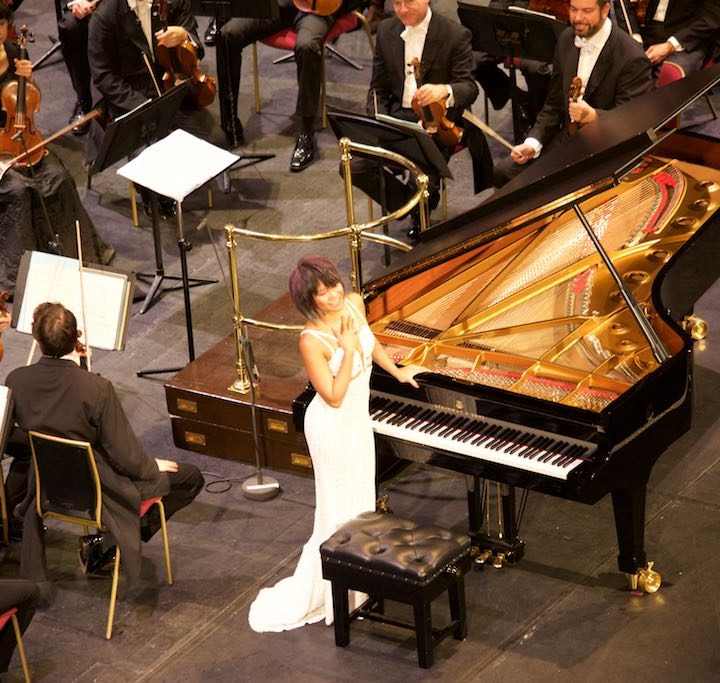 Yuja Wang, Proms at Royal Albert Hall, 01.09.2018