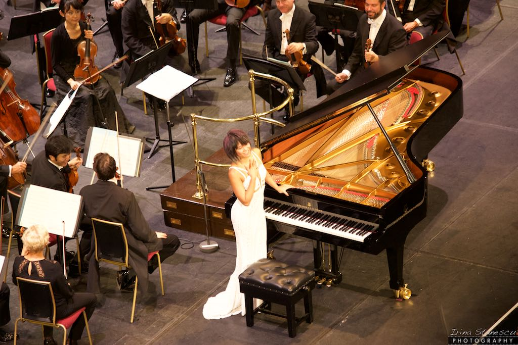 Yuja Wang Proms Royal Albert Hall