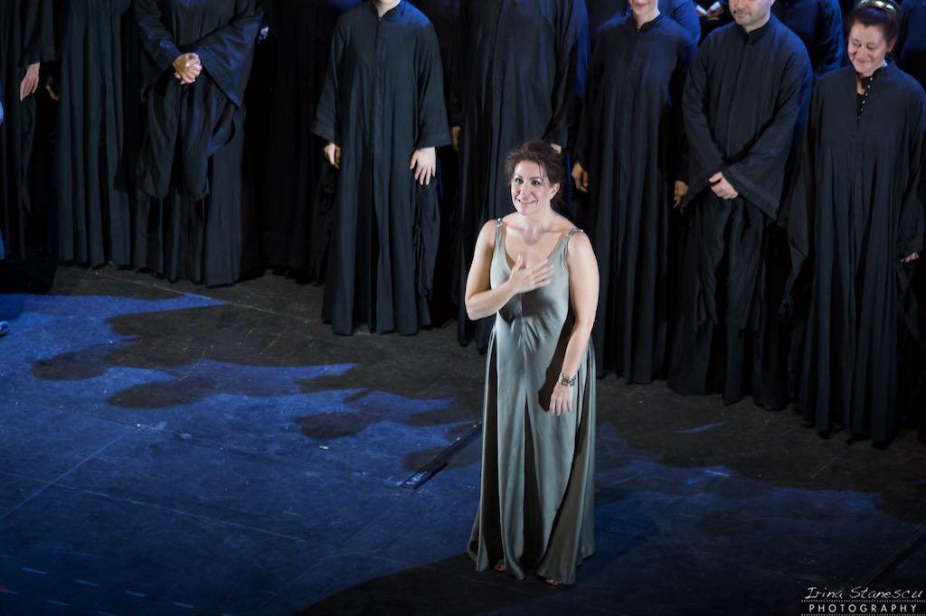 Joyce DiDonato, Les Troyens, Vienna State Opera