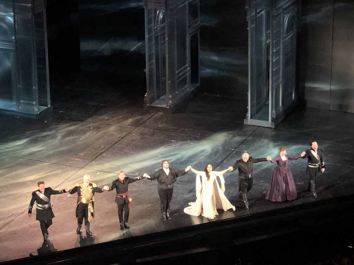 Otello, Metropolitan Opera New York Sonya Yoncheva