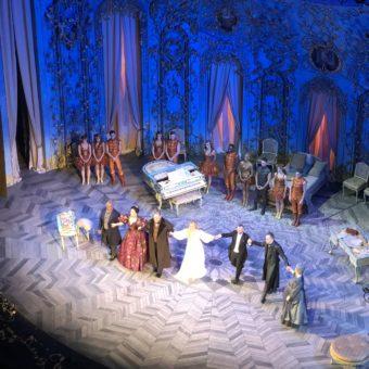 La Traviata, Metropolitan Opera New York, 24.12.2018