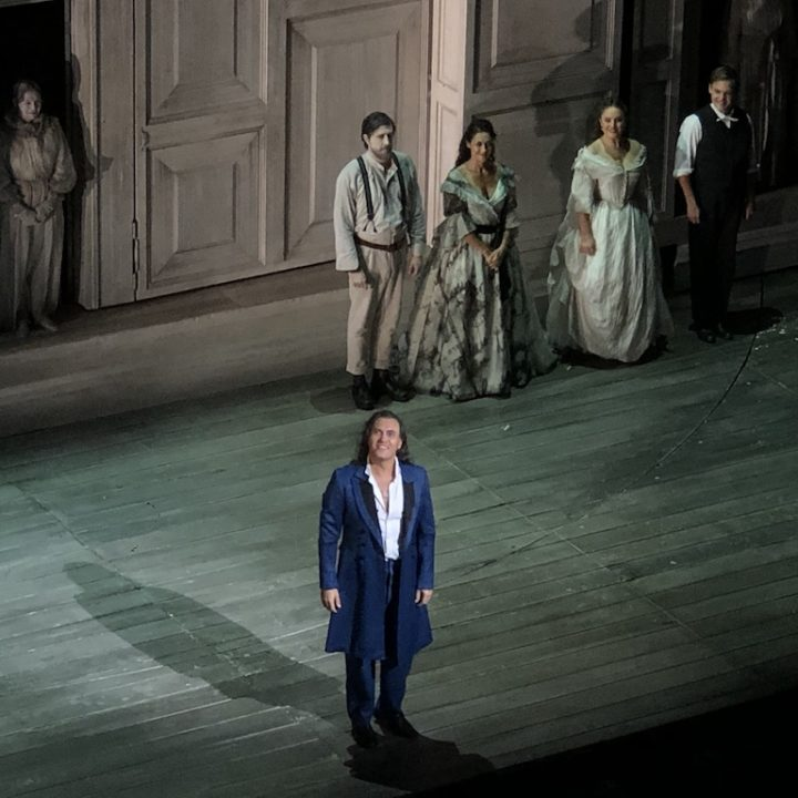 Don Giovanni, Royal Opera House, 03.10.2019