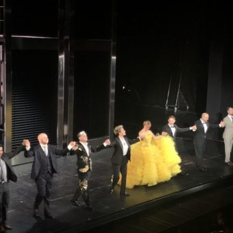 Agrippina, Royal Opera House, 04.10.2019
