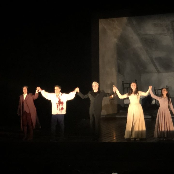 Werther, Royal Opera House, 05.12.2019