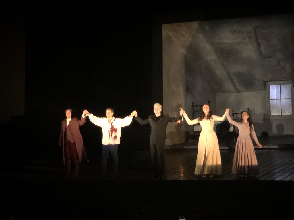 Juan Diego Florez, Isabel Leonard, Royal Opera House, Werther