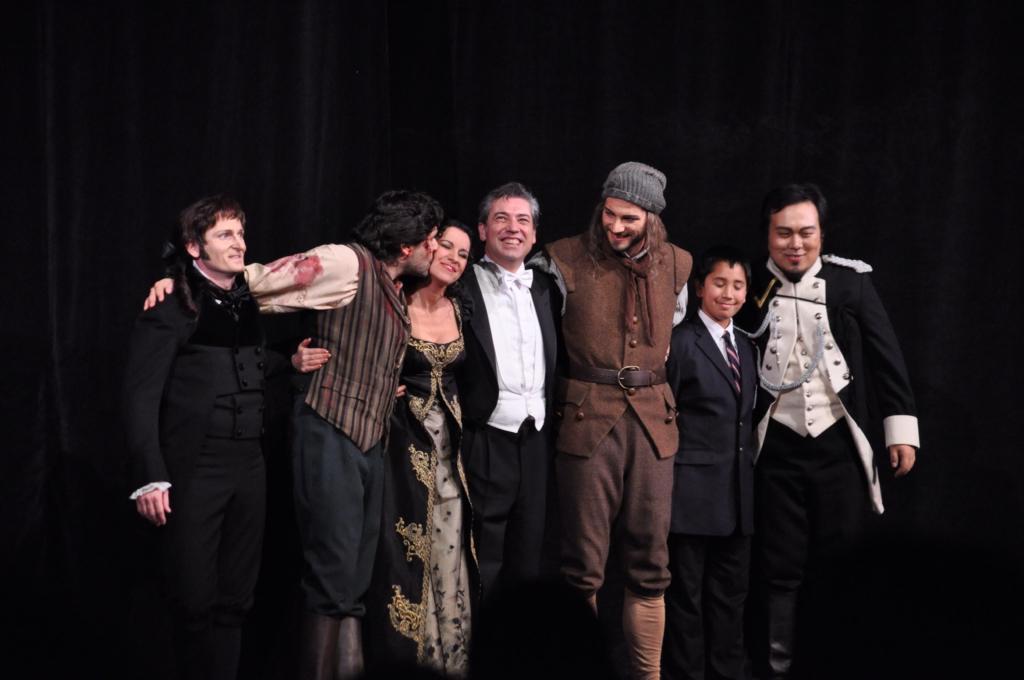 Tosca, San Francisco, 18.11.2012