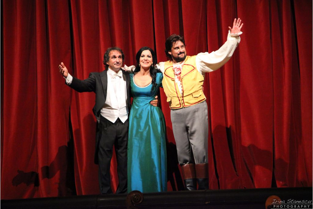 Tosca, Vienna, 08.09.2013