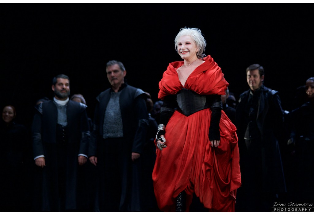 Roberto Devereux, Teatro Real Madrid, 04.10.2015