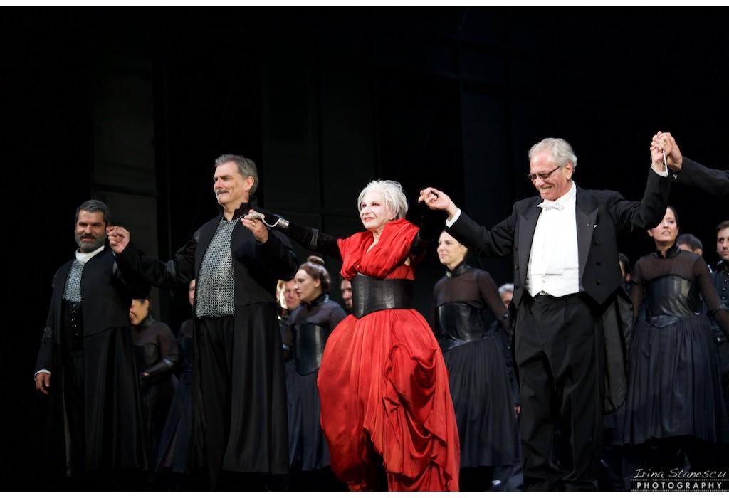 Roberto Devereux, Teatro Real Madrid, 04.10.2015
