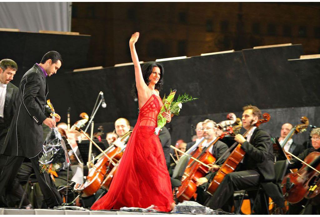 Concert in Bucharest, 19.09.2009