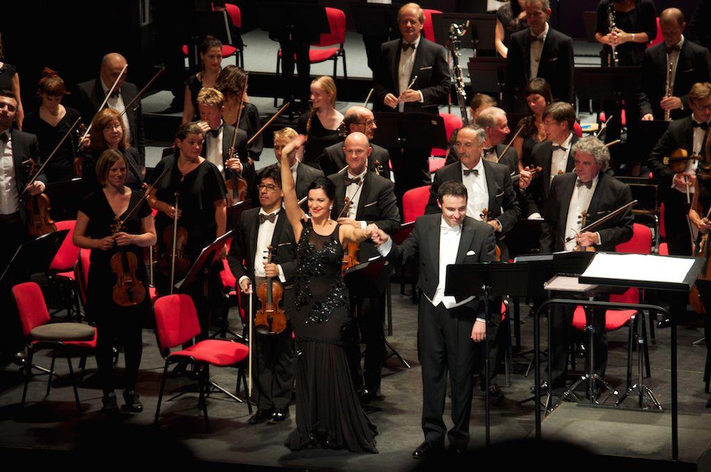 Concert in Ghent, 23.09.2014