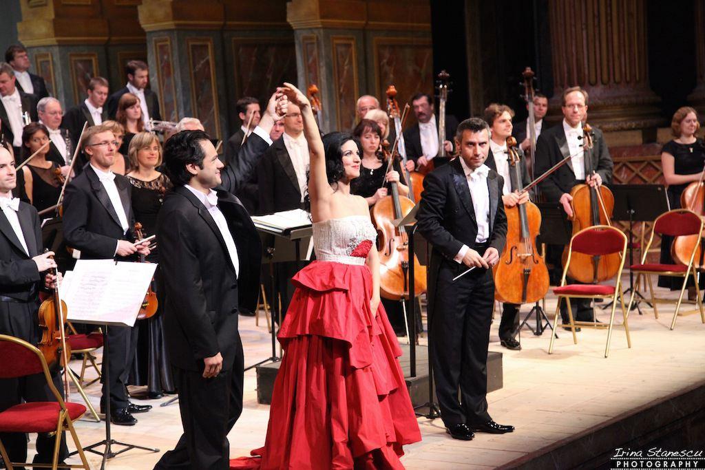 Concert in Versailles, 12.11.2013