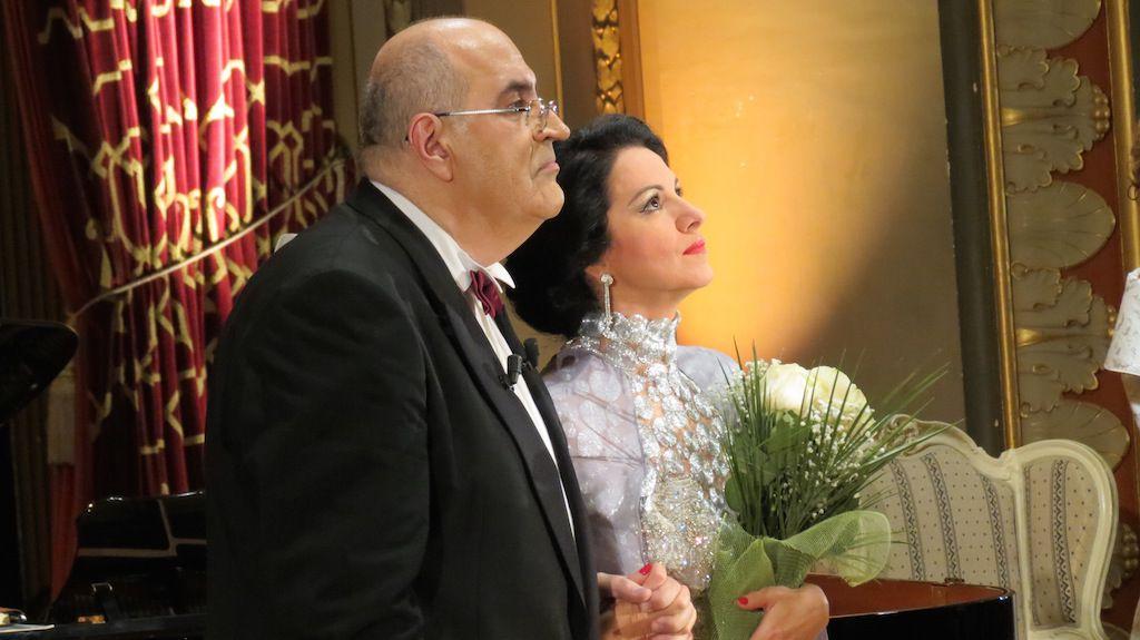 Concert at the Romanian Athenaeum, Bucharest, 06.04.2013