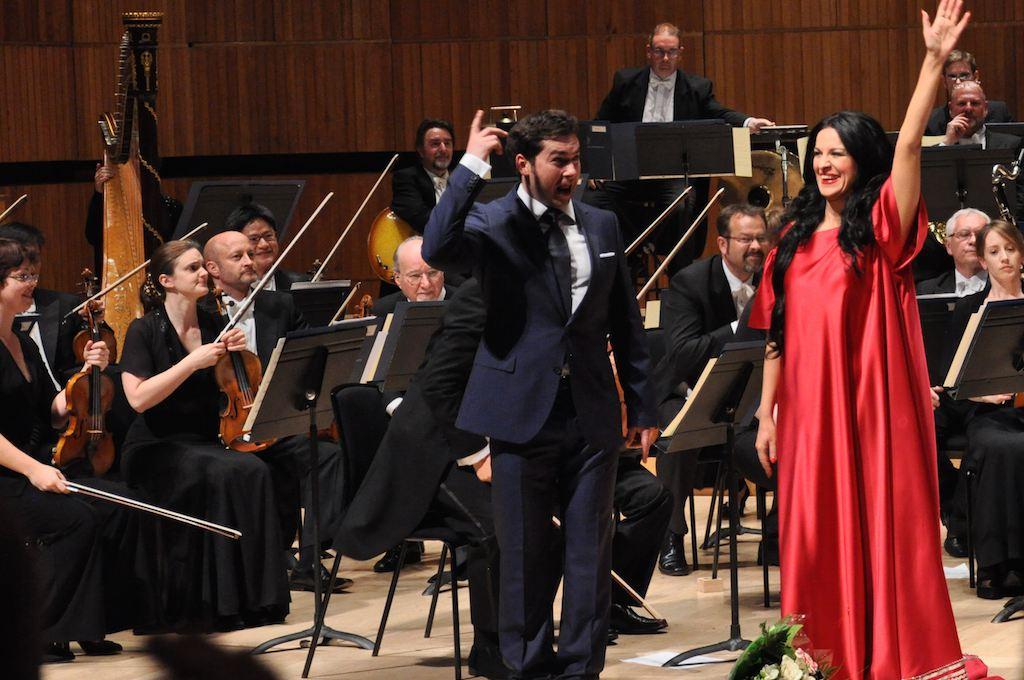 Concert in London, 10.05.2013
