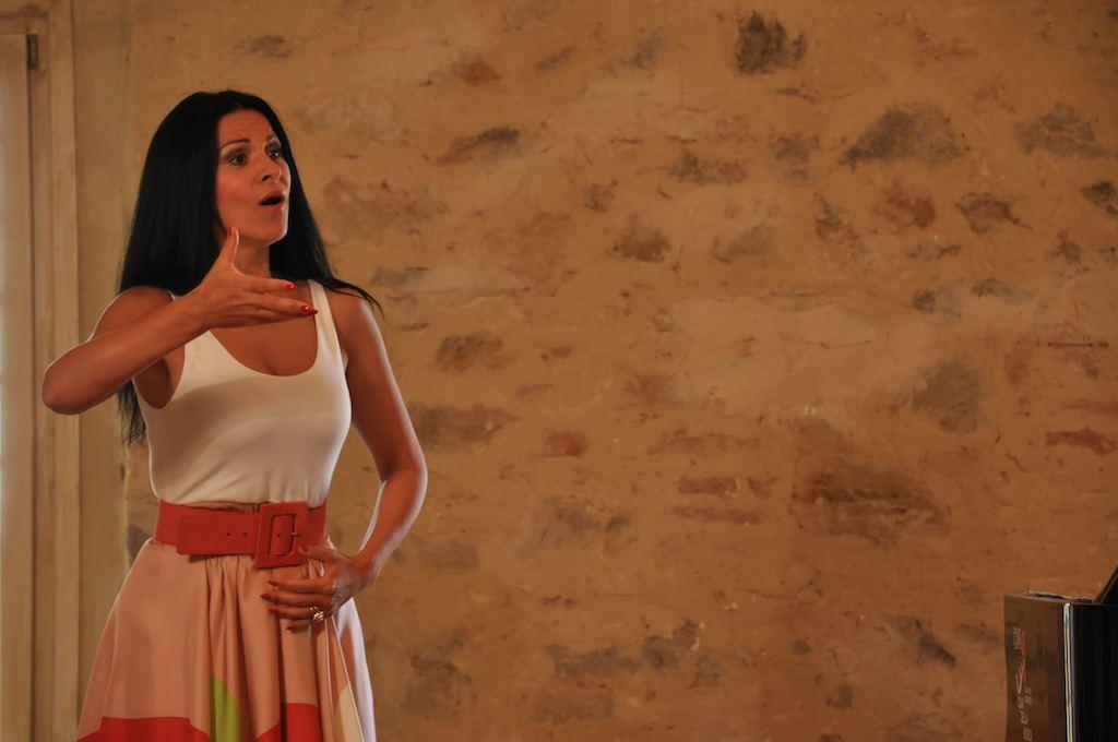 Masterclass, Castiglione della Pescaia, 11.07.2012