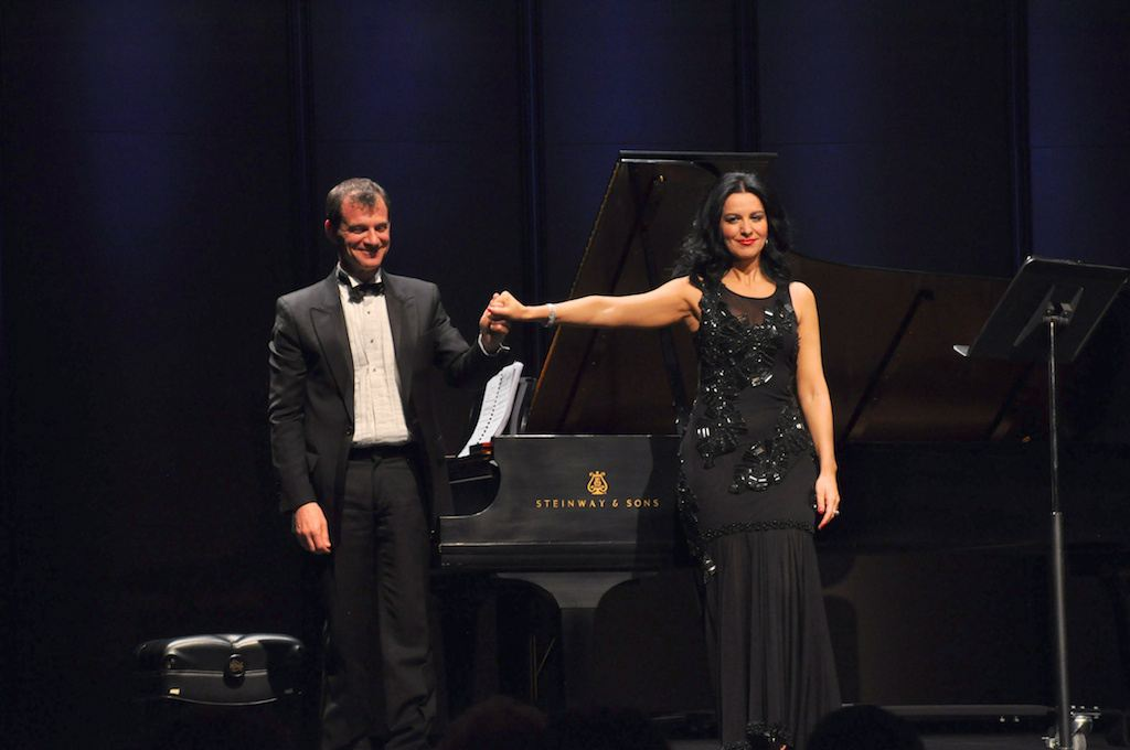 Recital in Los Angeles, 17.03.2013