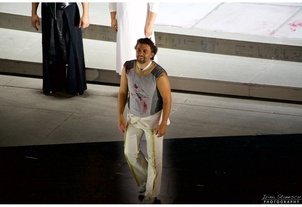 Aida, Bayerische Staatsoper, 25.09.2015 Jonas Kaufmann