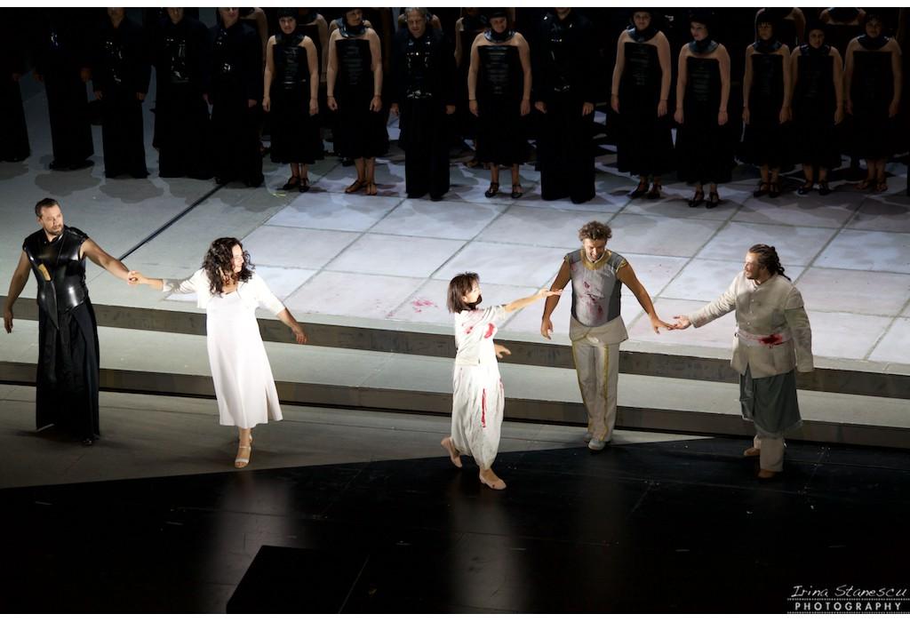 Aida, Bayerische Staatsoper, 25.09.2015