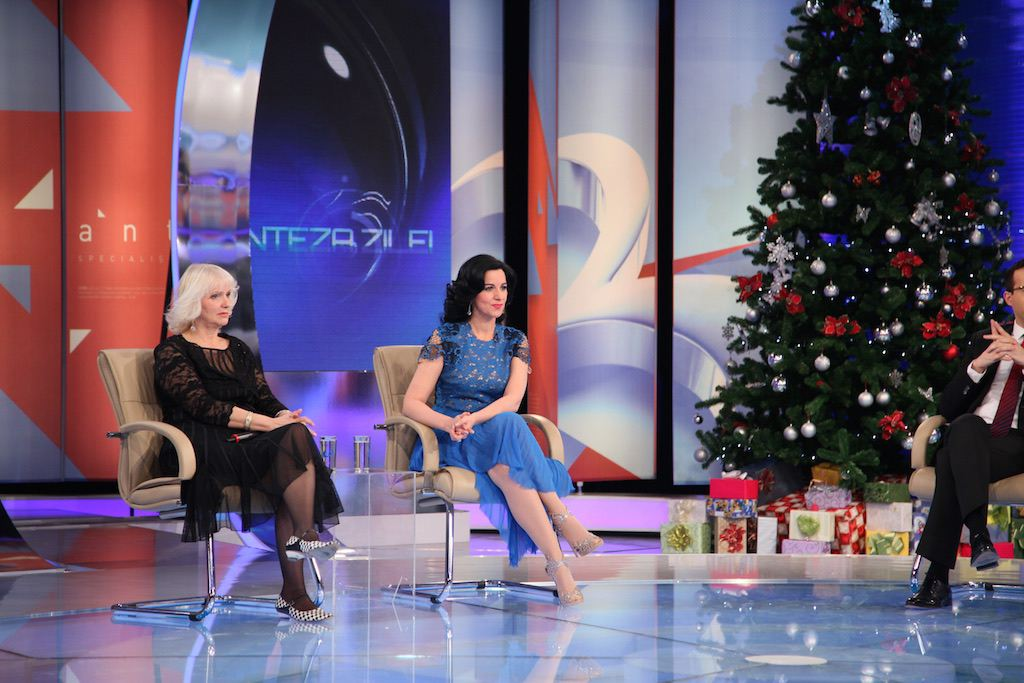 Sinteza Zilei, Bucuresti, 15.12.2013