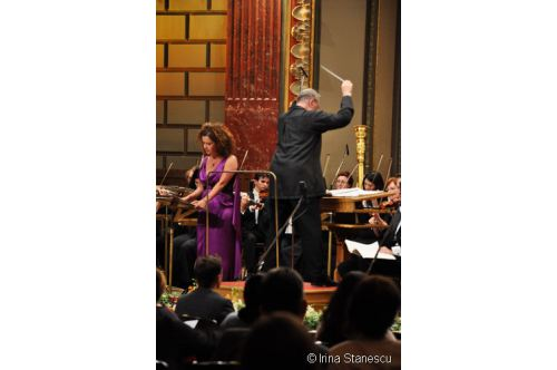 Concert at the Athenaeum, Bucharest, 06.09.2011
