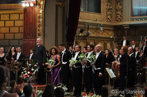 Concert at the Athenaeum, Bucharest, 06.09.2011