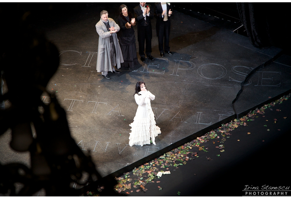 La Traviata, Gran Teatre del Liceu Barcelona, 11.07.2015