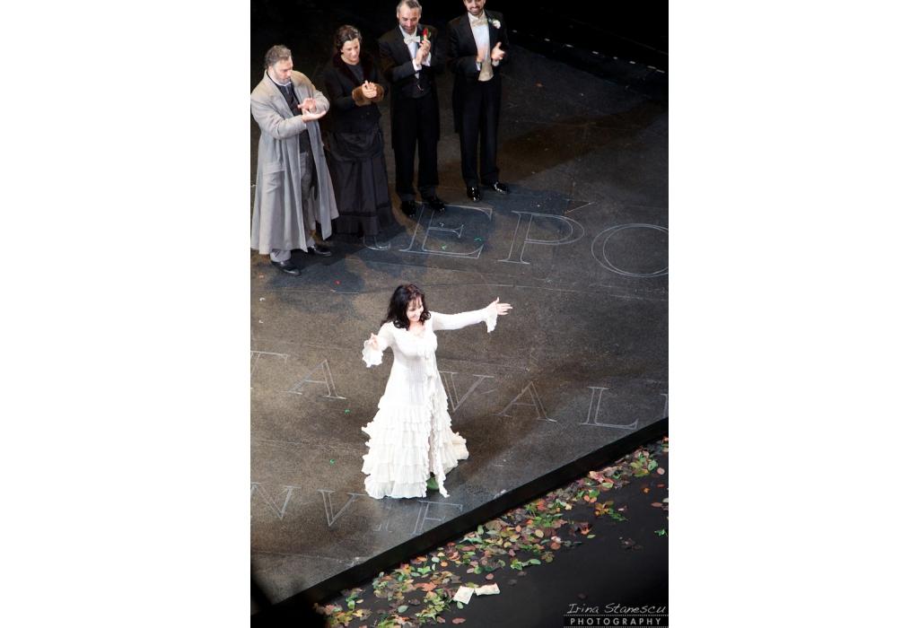 La Traviata, Gran Teatre del Liceu Barcelona, 11.07.2015 Elena Mosuc