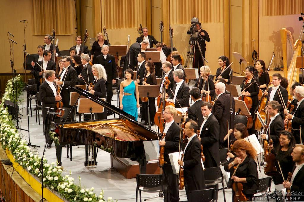 Yuja Wang, Bucharest, 06.09.2015