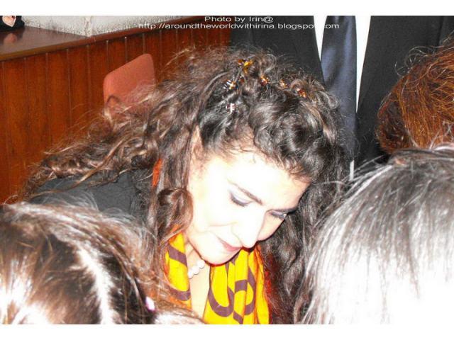 Cecilia Bartoli, Barcelona, 22.04.2009