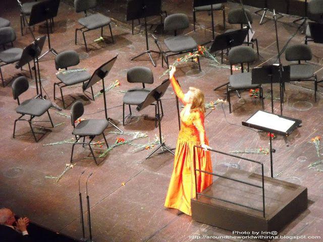 Edita Gruberova, Barcelona, 21.04.2009