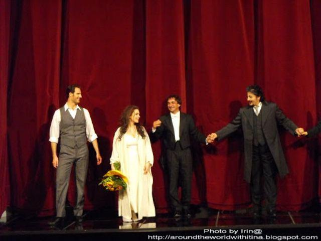 La Traviata, Berlin, 01.05.2009