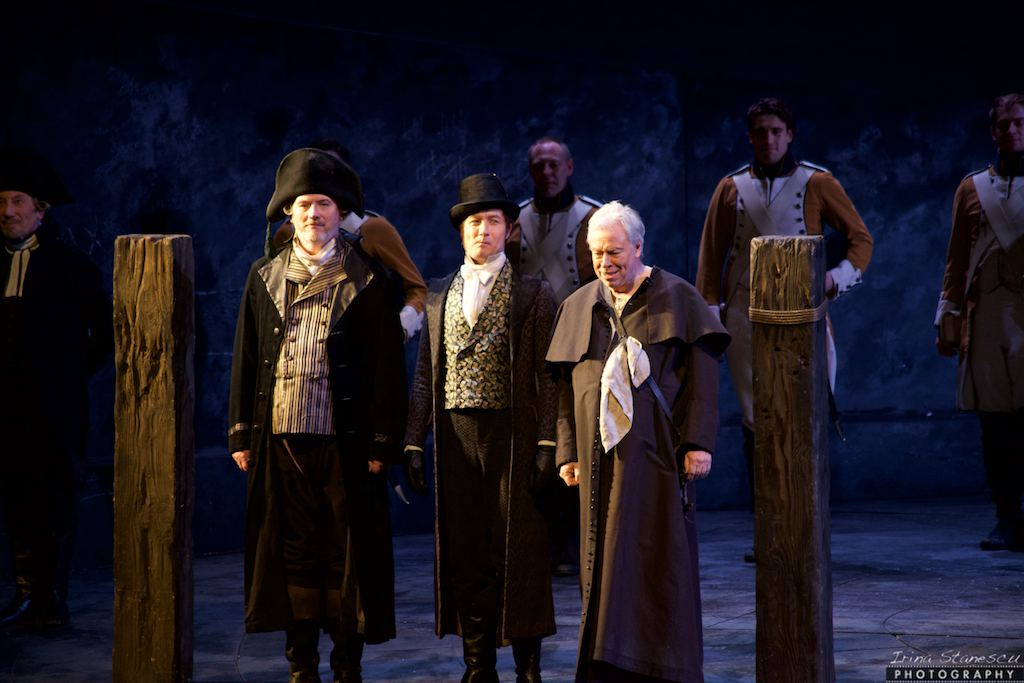 Tosca, Royal Opera House, 09.01.2016