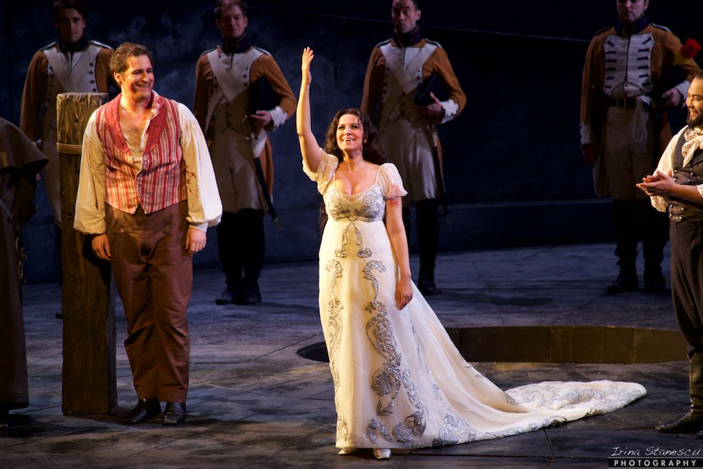Tosca, Royal Opera House, 09.01.2016