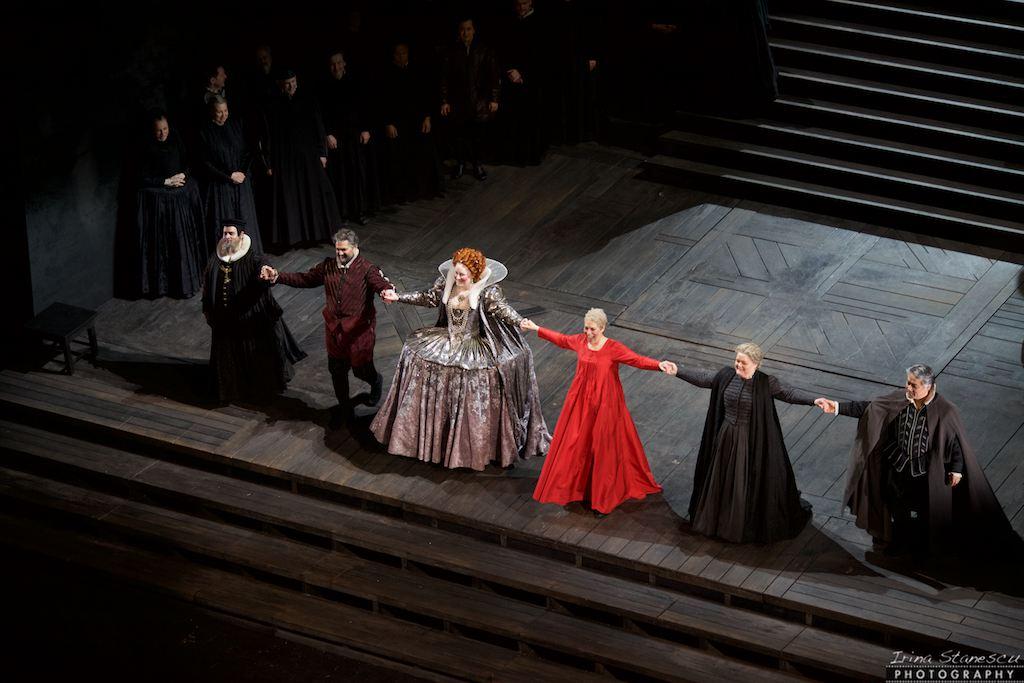Maria Stuarda, Metropolitan Opera, 01.02.2016