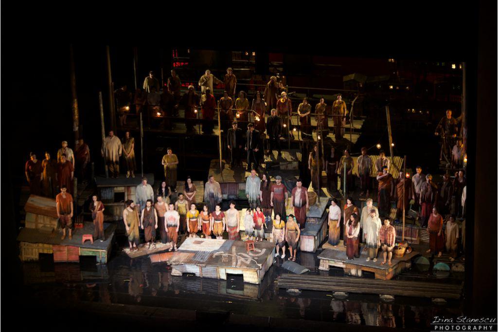 Pearl Fishers, Metropolitan Opera, 04.02.2016