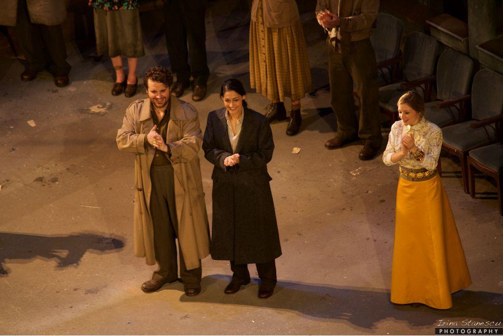 Mitridate, Theatre des Champs-Elysees, 14.02.2016