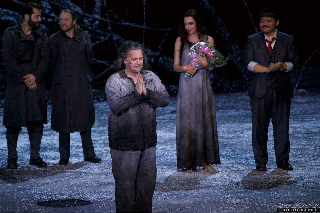 Trovatore, Royal Opera House, 04.07.2016