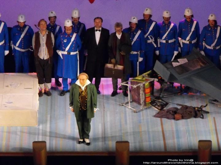 Il Barbiere di Siviglia_Royal Opera House_10.07.2009