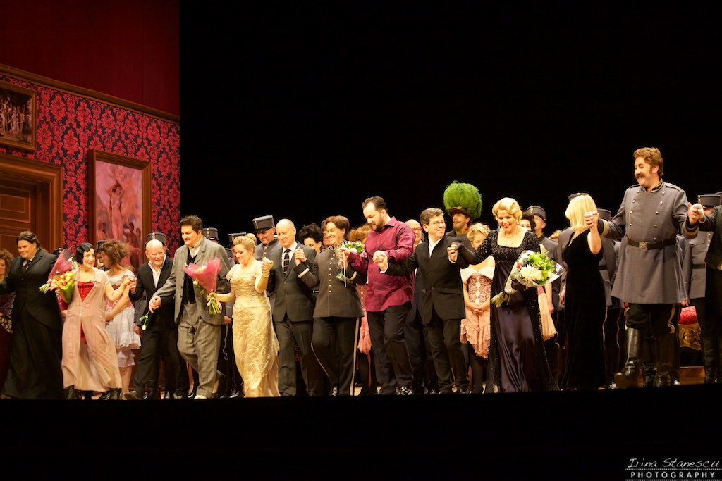 Der Rosenkavalier, Royal Opera House London, 17.12.2016