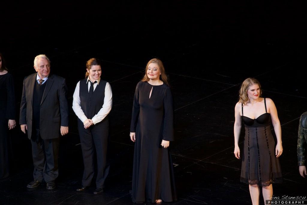 Ariadne auf Naxos, Bayerische Staatsoper, 01.04.2017